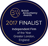 British Awards 2017 Finalist