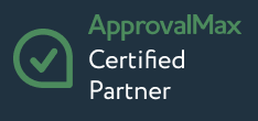 ApprovalMax Certified Partner